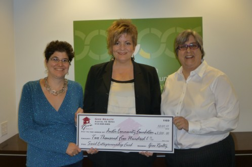 $2,500.00 Social Entrepreneurship Scholarship Created on behalf of Give Realty