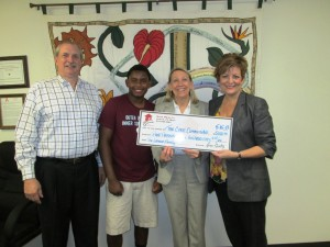 Johnson The Care Communities Donation
