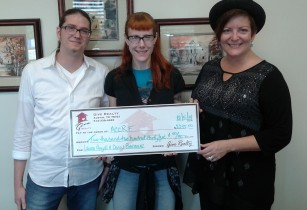 Adenoid Cystic Carcinoma Research Foundation Donation