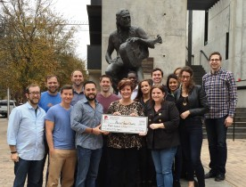 Austin Young Chamber Donation