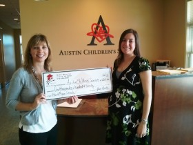 Austin Children's Services Donation