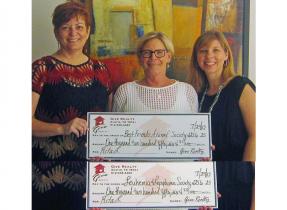 Best Friends and Leukemia & Lymphoma Society Donations