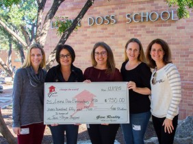 Leona Doss Elementary PTA Donation