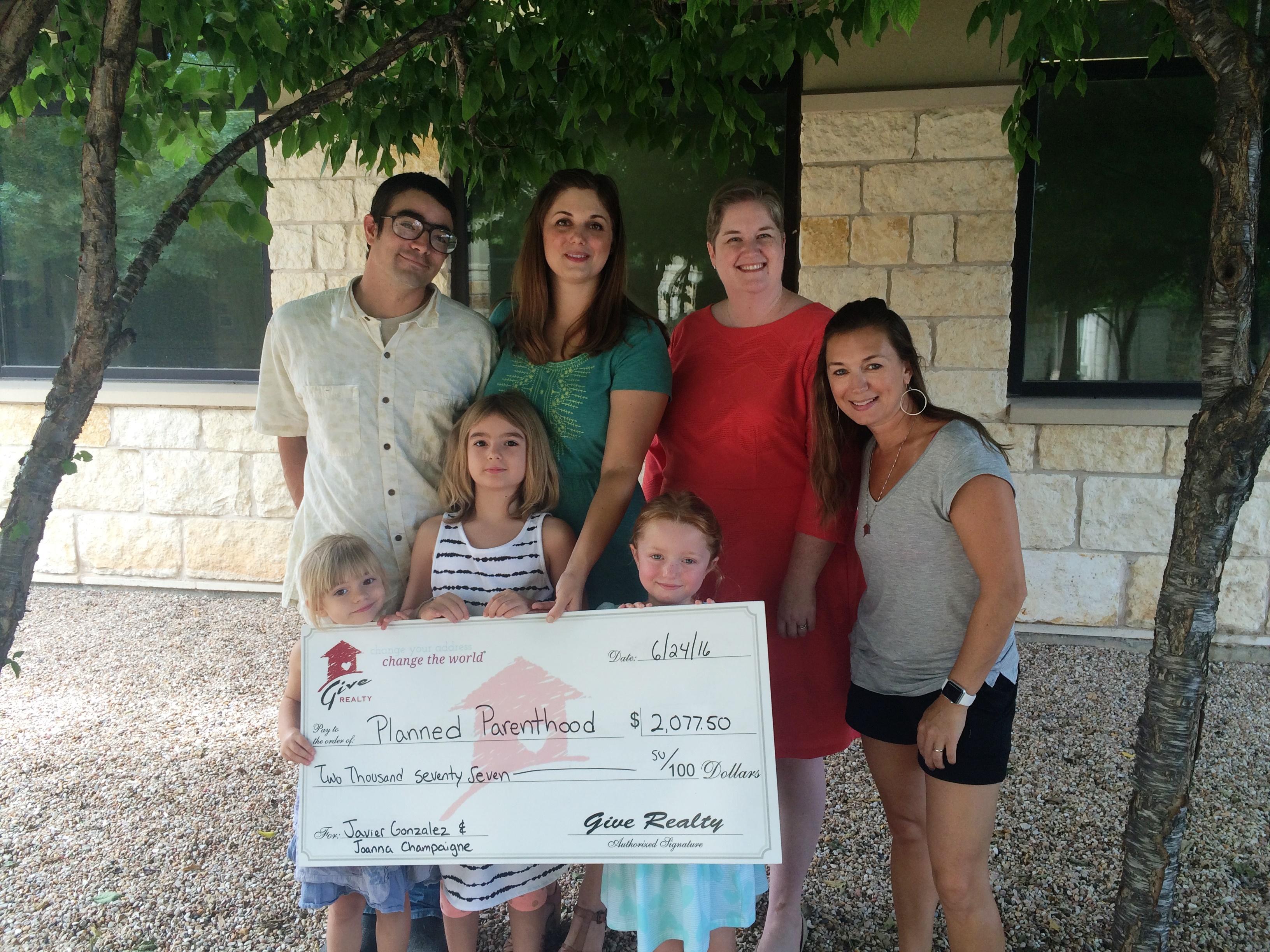 $3,077.50 Donated