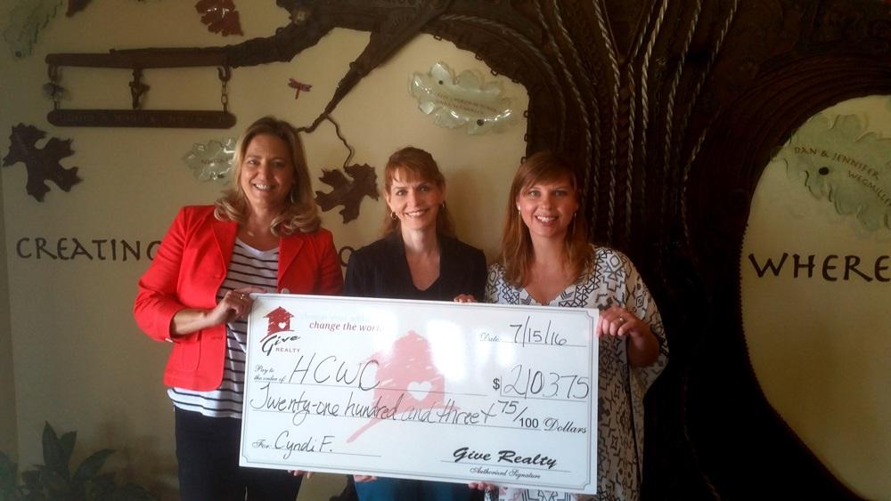 $2,103.75 Donated